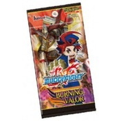 Buddyfight TCG Burning Valor Character Pack Booster Box (30 Packs)