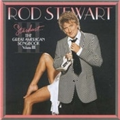 Rod Stewart Stardust The Great American Songbook Vol.3 CD