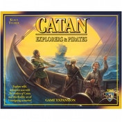 Ex-Display Catan Explorers & Pirates Expansion Board Game Used - Like New