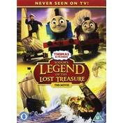 Thomas & Friends - Sodor's Legend Of The Lost Treasure DVD