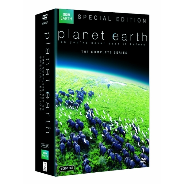 Planet Earth Special Edition DVD