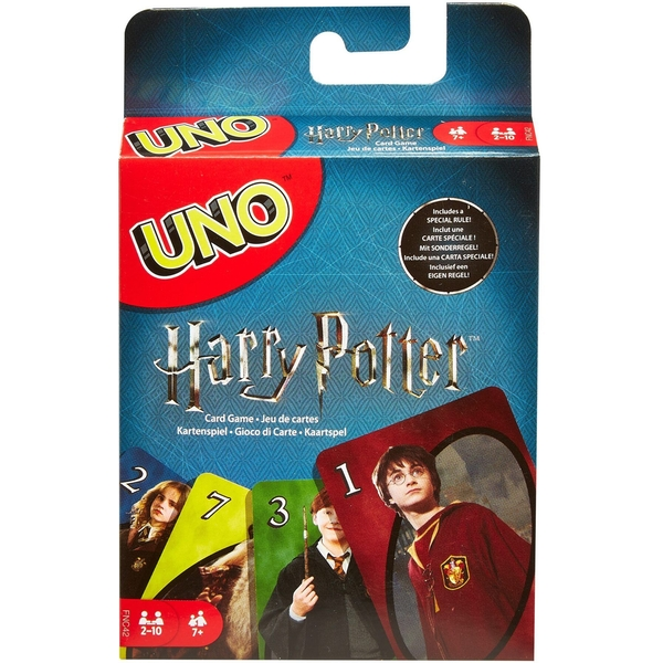 Uno Harry Potter Card Game