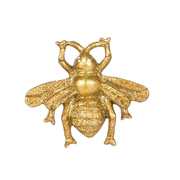 Sass & Belle Golden Bee Vintage Drawer Knob