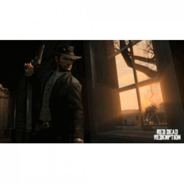 Red Dead Redemption Game Of The Year Edition (GOTY) Xbox 360 (Classics) - Image 3