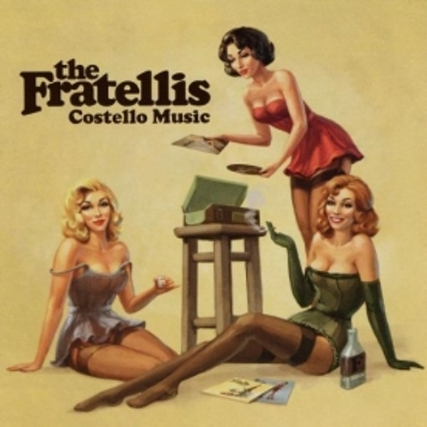 The Fratellis Costello Music CD