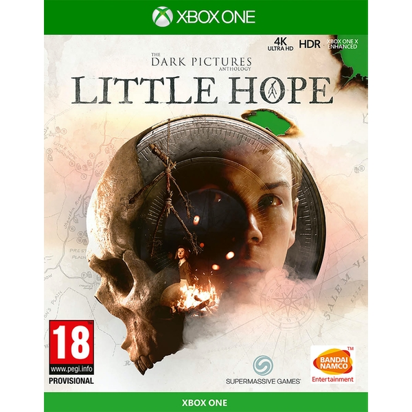 The Dark Pictures Anthology Little Hope Xbox One Game | Series X