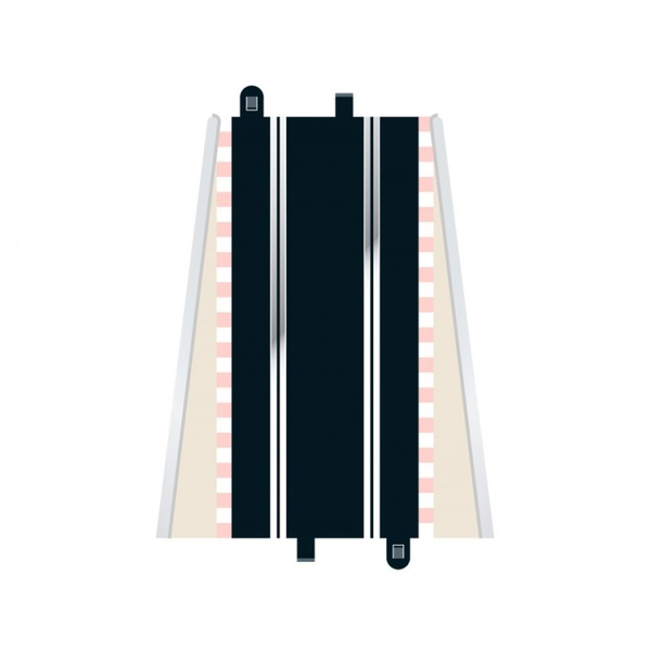 Standard Straight 350mm (Set Of 2) Scalextric Accessory Pack