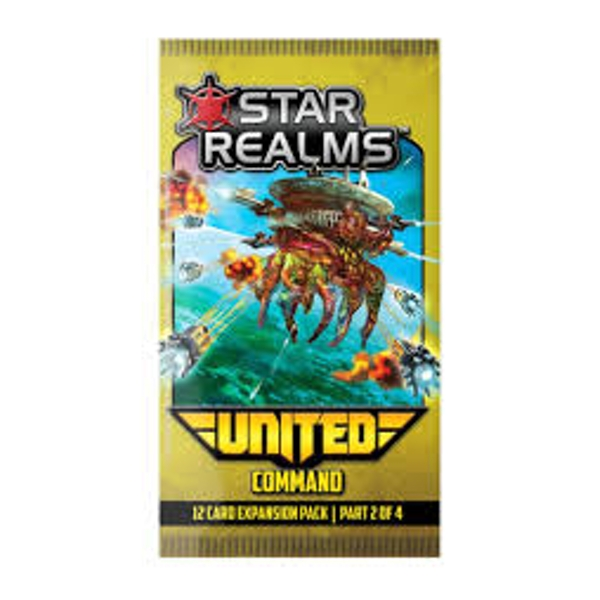 Star Realms United: Command Expansion