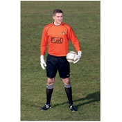 Precision Schmeichel Goalkeeping Shirt 26-28 inch Orange