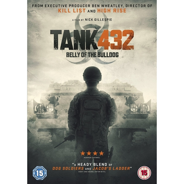 Tank 432 (aka Belly of the Bulldog) DVD