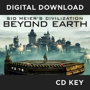Sid Meier's Civilization Beyond Earth PC CD Key Download for Steam