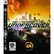 Need For Speed Undercover Game PS3