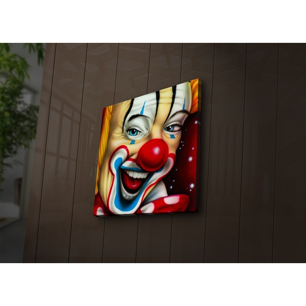 4040?ACT-37 Multicolor Decorative Led Lighted Canvas Painting