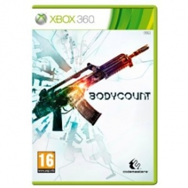 Bodycount Game Xbox 360