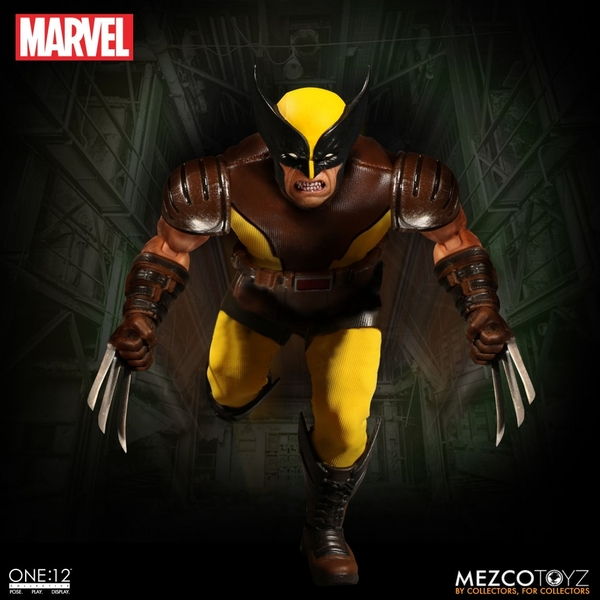 Wolverine (Marvel) One:12 Collective Figure - Image 3