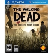The Walking Dead Game PS Vita