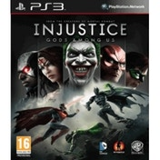 Ex-Display Injustice Gods Among Us Game PS3 Used - Like New
