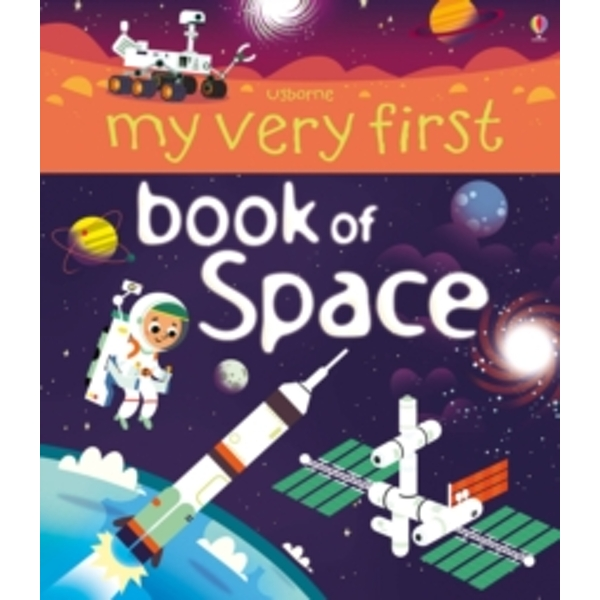 My Very First Space Book by Emily Bone (Board book, 2015)