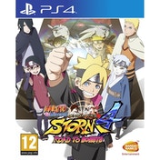 Naruto Shippuden Ultimate Ninja Storm 4 Road To Boruto PS4 Game