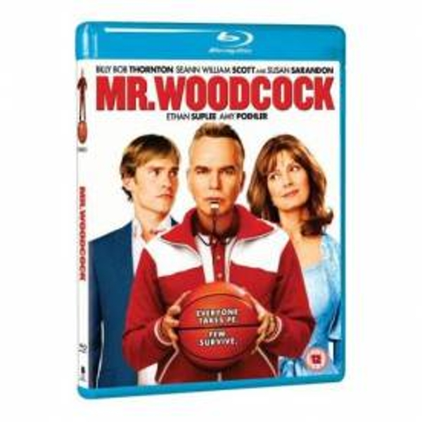Mr Woodcock Blu-Ray - Image 1
