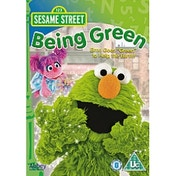 Sesame Street: Being Green DVD