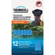 Thermacell Large 12 Pack (Mats)
