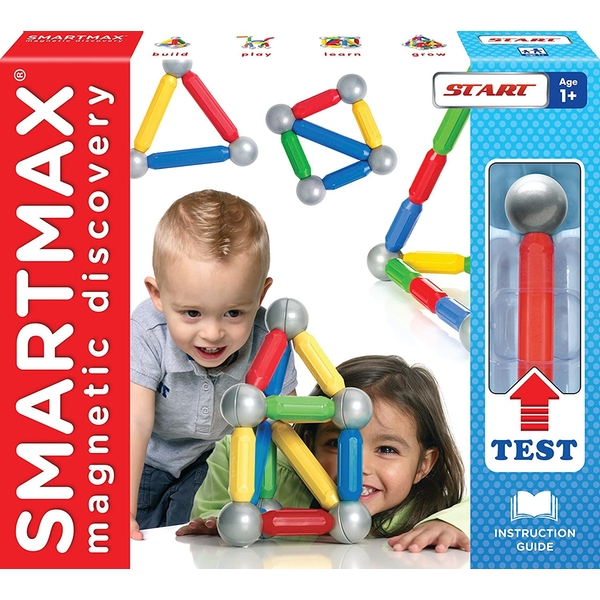 SmartMax Magnetic Discovery Construction Kit