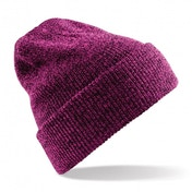 Antique Fuchsia Heritage Knitted Beanie ZT
