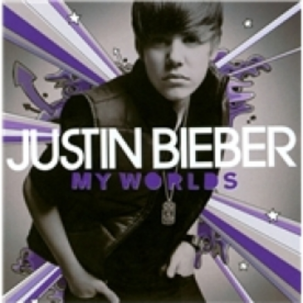 Justin Bieber My Worlds CD - Image 2