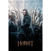 The Hobbit Battle of Five Armies Bard Maxi Poster