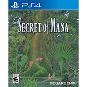 Secret of Mana Game PS4 (#)