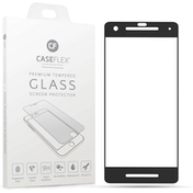 Google Pixel 2 Tempered Glass Screen Protector with Black Edge - Twin Pack