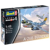 Ex-Display A-26B Invader 1:48 Revell Model Kit Used - Like New