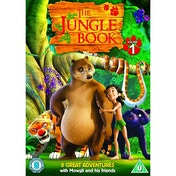 The Jungle Book: Volume 1 DVD