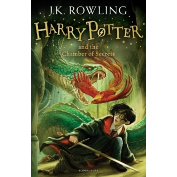 Harry Potter and the Chamber of Secrets: 2/7 (Harry Potter 2) Paperback