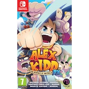 Alex Kidd in Miracle World DX Nintendo Switch Game