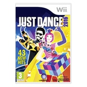 Just Dance 2016 Wii Game