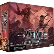 Ex-Display Mage Knight Lost Legion Expansion Used - Like New