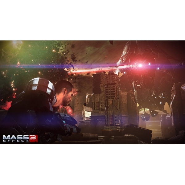 Mass Effect Trilogy Compilation Game PC - Image 3
