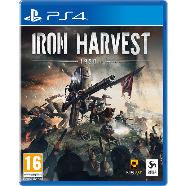 Iron Harvest PS4 Game