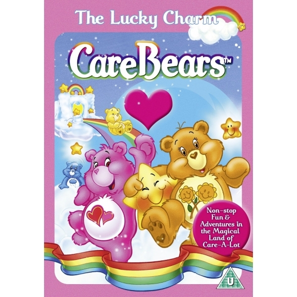 Care Bears - The Lucky Charm DVD