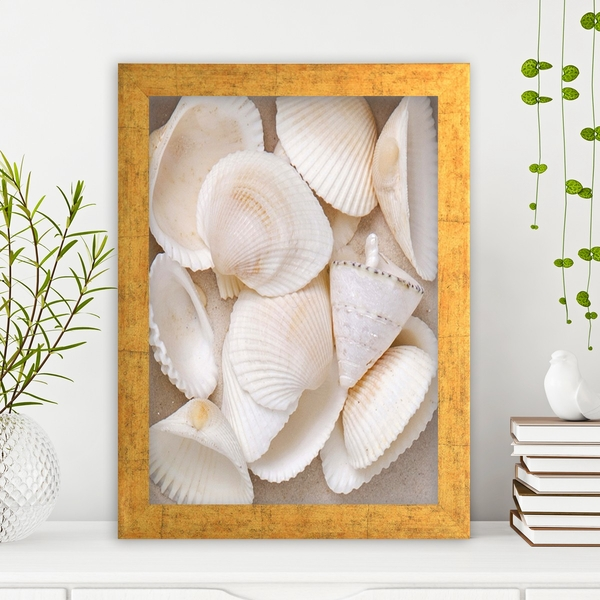 AC1990015342 Multicolor Decorative Framed MDF Painting