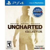 Uncharted The Nathan Drake Collection Game PS4