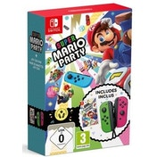 Super Mario Party Joy-Con Bundle Nintendo Switch Game