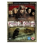 Pirates of the Caribbean At Worlds End (Two-Disc Special Edition) DVD