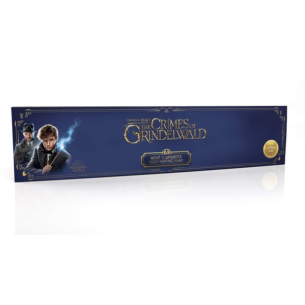 J.K. Rowling's Wizarding World Harry Potter Newt Scamander's Light Painting Wand