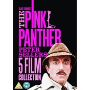The Pink Panther Film Collection DVD