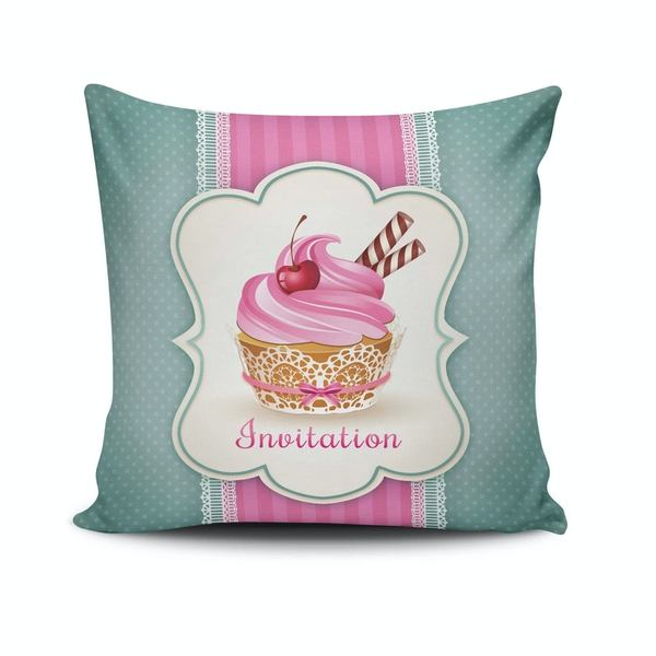 NKLF-135 Multicolor Cushion Cover