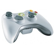 Official Wireless Gamepad Controller White Xbox 360