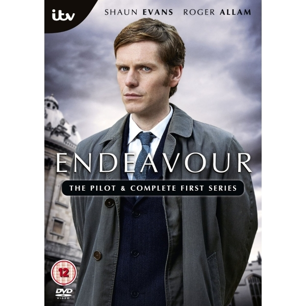 Endeavour The Complete First Series And Pilot DVD